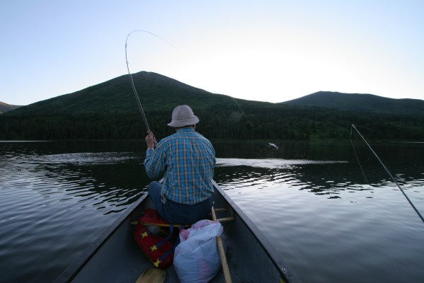 Devils pass to cooper landing for Cooper landing fishing